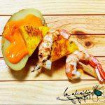 restaurante platos hostal alcaidia mariscos