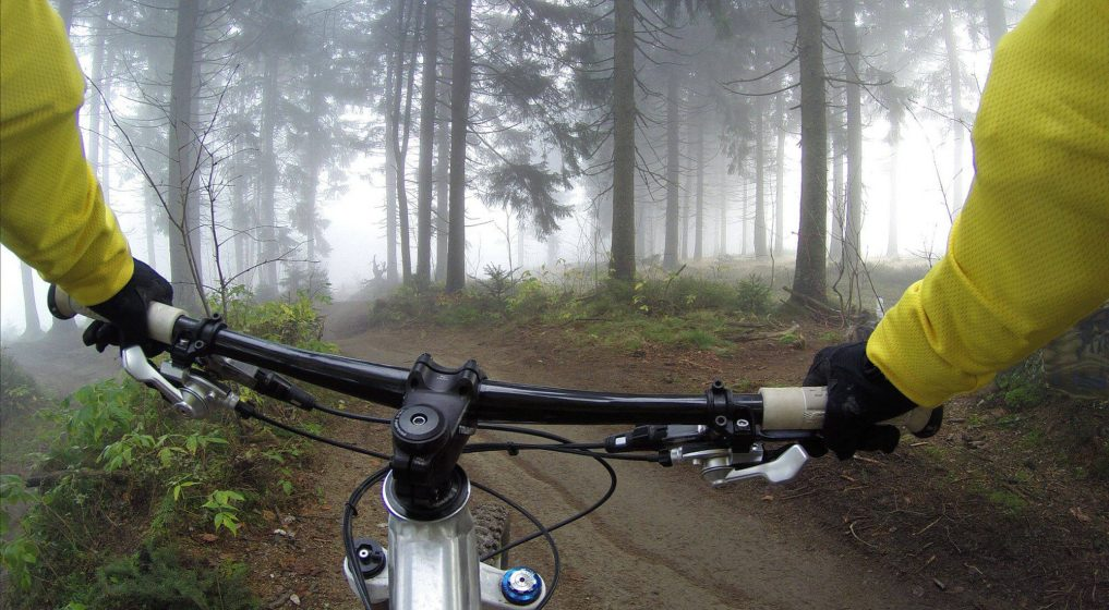 cicloturismo en sierra magina